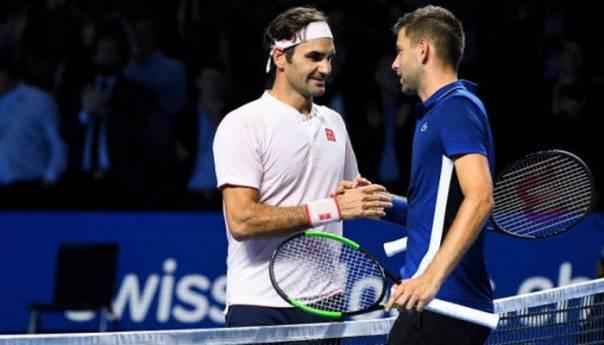 Federer zaustavio Krajinovića u Miamiju