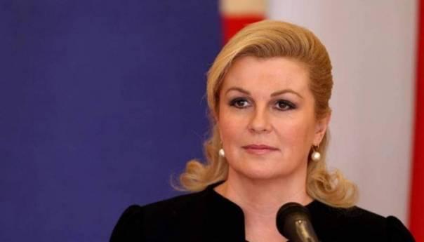 Kitarović: Jedina sam predsjednica koja je promijenila tri vlade