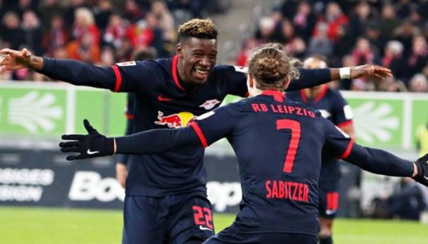 Leipzig pobjedom protiv Fortune preuzeo vrh bundesligaške tabele