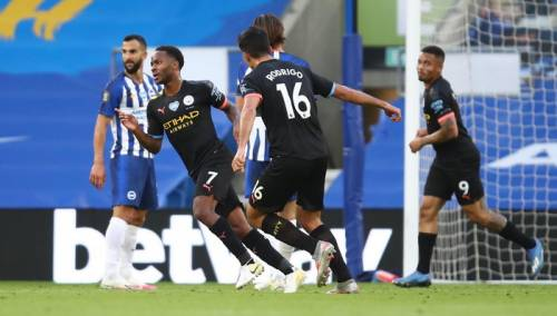Manchester City deklasirao Brighton