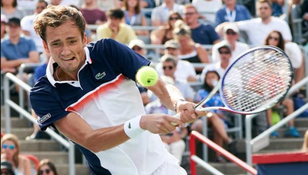 Medvedev pobijedio Goffina i osvojio ATP turnir u Cincinnatiju