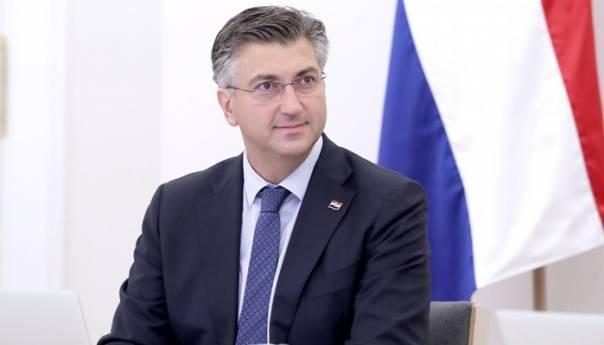 Plenković: Bit će novca za Hrvate u BiH, Srbija treba poštivati propise