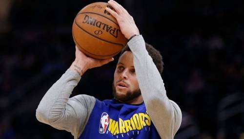 Steph Curry narednog vikenda u postavi Warriorsa
